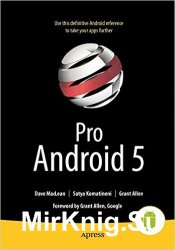 Pro Android 5, 5th Edition