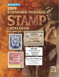 Scott. 2009 Standard Postage Stamp Catalogue. Volume 3 (Countries of the World G-I)