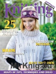 Australian Knitting - Volume 8 Issue 2 2016