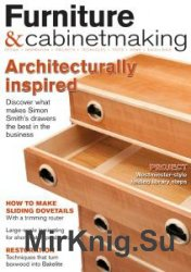Furniture & Cabinetmaking - June 2016
