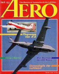 Aero: Das Illustrierte Sammelwerk der Luftfahrt №153