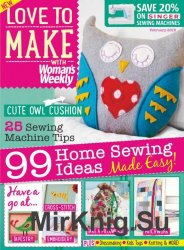 Love to make with Woman's Weekly - February 2015