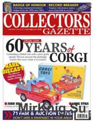Collectors Gazette 2016-06