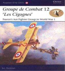 Groupe de Combat 12, 'Les Cigognes'