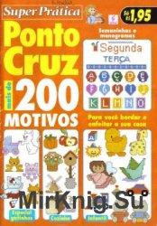 Super Pratica Ponto de Cruz Ano.5 No.36