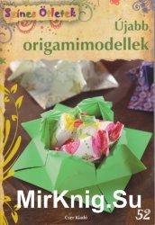 Szines Otletek 52 - Ujabb origamimodellek