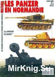 Les Panzer En Normandie (Armes Militaria Magazine Hors-Serie 1)