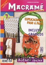 Macrame Decorativo No.7