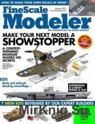 FineScale Modeler 2013-01