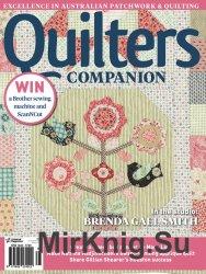 Quilters Companion April 2016