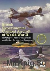 British Experimental Combat Aircraft of World War II