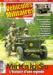La Jeep: L'Histoire d'une Legende (Vehicules Militaires Magazine Special №3)