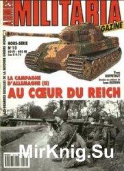 La Campagne D'Allemagne (II) Au Coeur Du Reich (Armes Militaria Magazine Ho ...