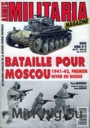Bataille Pour Moscou: 1941-1942, Premier Hiver En Russie (Armes Militaria M ...
