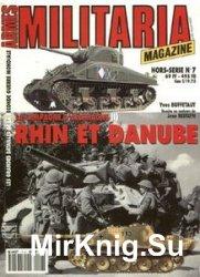 La Campagne D'Allemagne (I) Rhin et Danube (Armes Militaria Magazine Hors-S ...