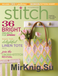 Interweave Stitch Spring 2014