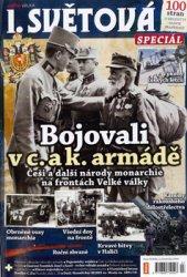 Bojovali v c.a k. Armade (Extra Valka I. Svetova Special 2015-04)