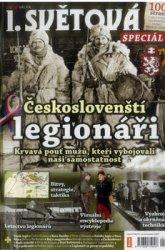 Ceskoslovensti Legionari (Extra Valka I. Svetova Special 2014-04)