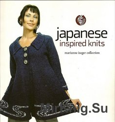 Japanese Inspired Knits Book