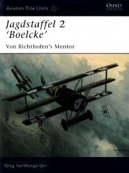 Jagdstaffel 2 'Boelcke' Von Richthofen's Mentor
