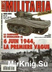 La Campagne De Normandie (I) 6 Juin 1944, La Premiere Vague (Armes Militari ...