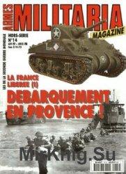 La France Liberee (I) Debarquement En Provence! (Armes Militaria Magazine H ...