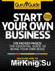 Tech Guru Guide - Start Your Own Business