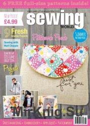 Sewing World №244 2016