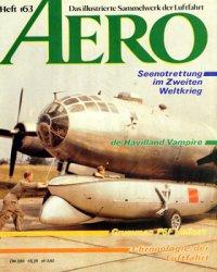 Aero: Das Illustrierte Sammelwerk der Luftfahrt №163