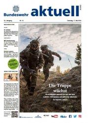 Bundeswehr aktuell №19 от 17.05.2016