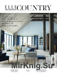 Elle Decoration Country - Spring/Summer 2016
