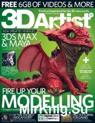 3D Artist Issue 94 2016