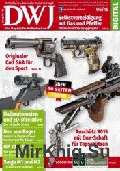 DWJ - Magazin fur Waffenbesitzer 2016-06
