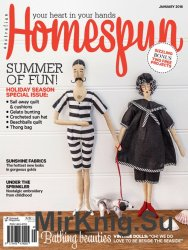 Australian Homespun January 2016
