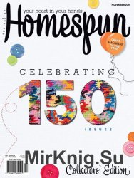 Australian Homespun November 2015