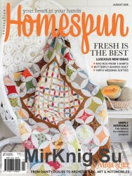 Australian Homespun August 2015