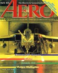 Aero: Das Illustrierte Sammelwerk der Luftfahrt №165