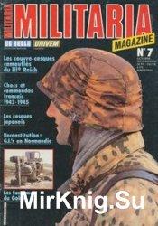 Armes Militaria Magazine №7