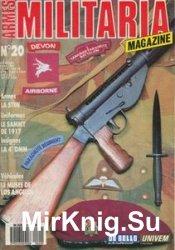 Armes Militaria Magazine №20