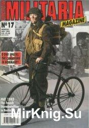 Armes Militaria Magazine №17