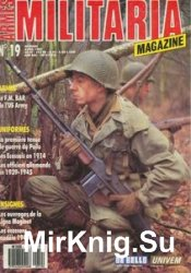 Armes Militaria Magazine №19