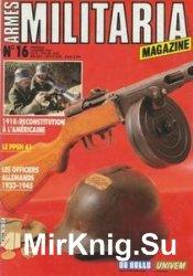 Armes Militaria Magazine №16