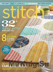 Interweave Stitch Spring 2015