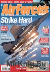 AirForces Monthly 2016-06