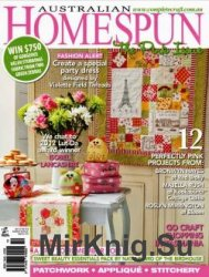 Australian Homespun Issue 112 Vol 13.9 2012