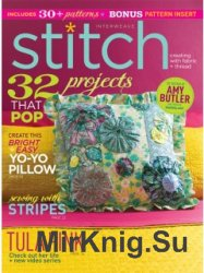 Interweave Stitch  Summer 2015
