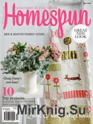 Australian Homespun Issue 120 Vol.14.5 2013