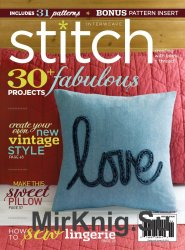 Interweave Stitch Winter 2014