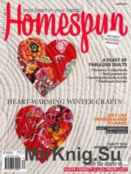 Australian Homespun Issue 133 Vol.15.6 2014