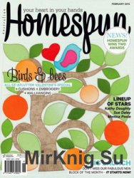 Australian Homespun Issue 129 Vol 15.2 2014
